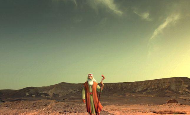 """למה משה נקבר דווקא מול """"בית פעור""""?"""