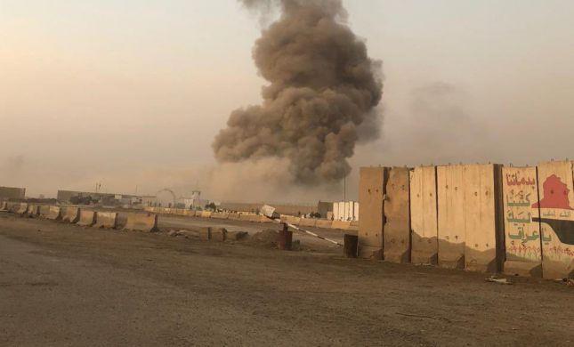 דיווח בעיראק: פיצוץ בבסיס מיליציות איראניות בבגדד