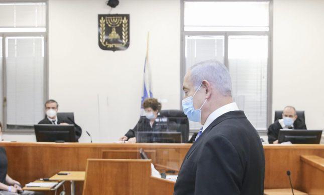 שלב ההוכחות מתחיל: נתניהו הגיע לבית המשפט