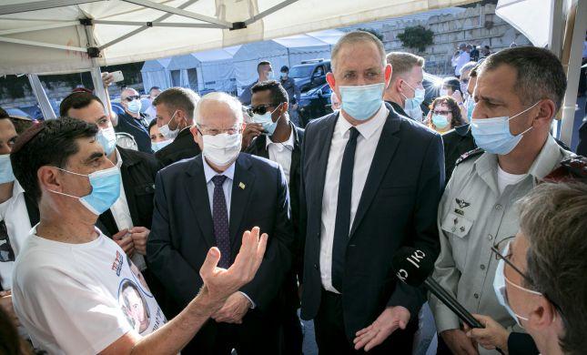 משפחת גולדין: לא להחזיר את גופת אסיר חמאס שמת
