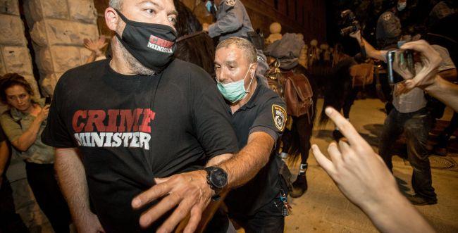 הרב חגי לונדין: אנשים חסרי אמונה נוטים לאנרכיה