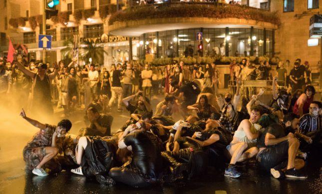 """""""ערב של הסתה ואנרכיה"""", במערכת הפוליטית מגיבים"""