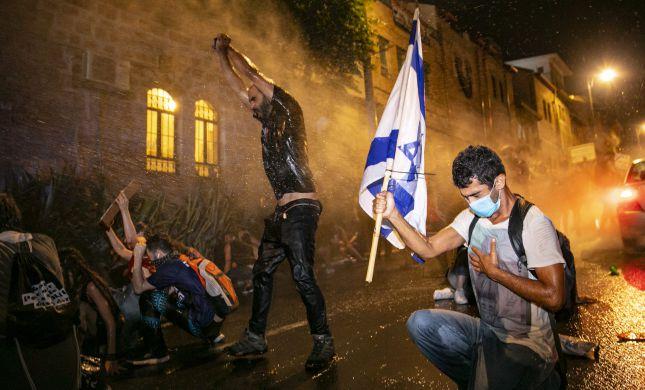 המשטרה: לא נאפשר את התהלוכה נגד נתניהו