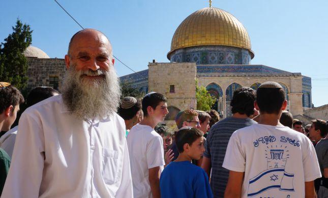 לעלות להר הבית בט' באב, גם במחיר שבירת הצום