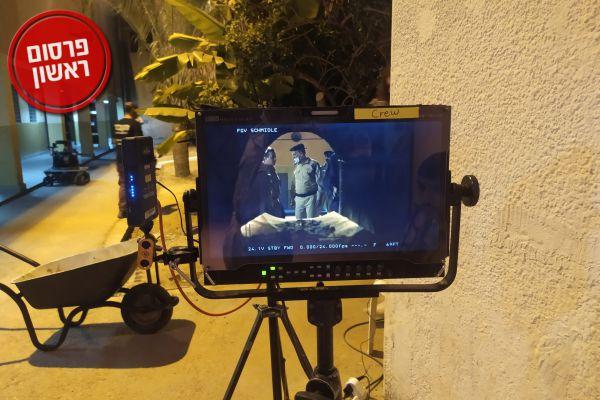 מפתיע: העיתונאי הסרוג שלוהק לסרט בינלאומי
