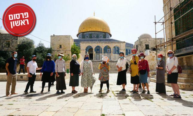 נשים למען המקדש עונות לרב ליאור: עולות בטהרה