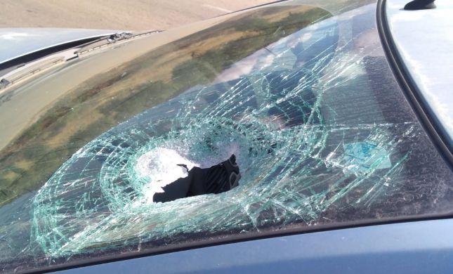 טרור האבנים |חשודים נתפסו והתיק במשטרה נסגר
