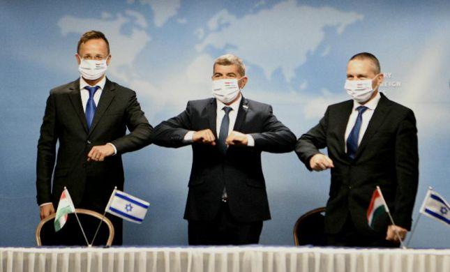 ישראל והונגריה סיכמו: שיתוף פעולה בחקר החלל