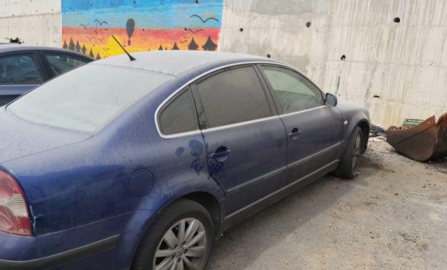 החייאה על ילד בן 4 שננעל ברכב נטוש בפורידיס