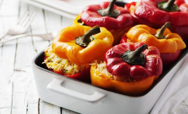 ללא בשר: מתכון לממולאים מפתיעים בתנור