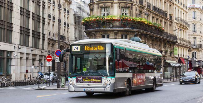 צרפת: נהג אוטובוס נרצח לאחר שביקש לעטות מסכות