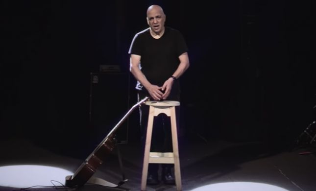 רפואה שלמה: המוזיקאי הישראלי עבר תאונת דרכים