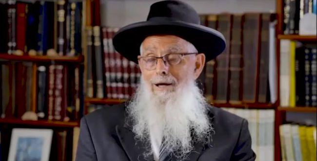 """""""לא לשתוק"""": הרב יעקב אריאל בפסק הלכה חריף"""