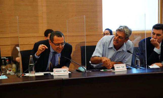 רגעי הכרעה: ועדת הכנסת דנה בחוק לדחיית התקציב
