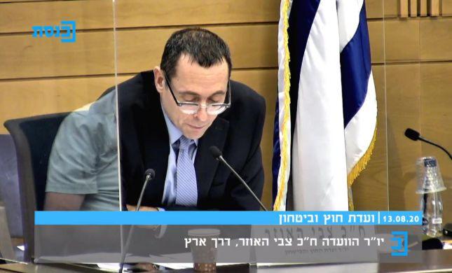 """""""מודאגים ממעורבות זרה נגד ישראל"""""""