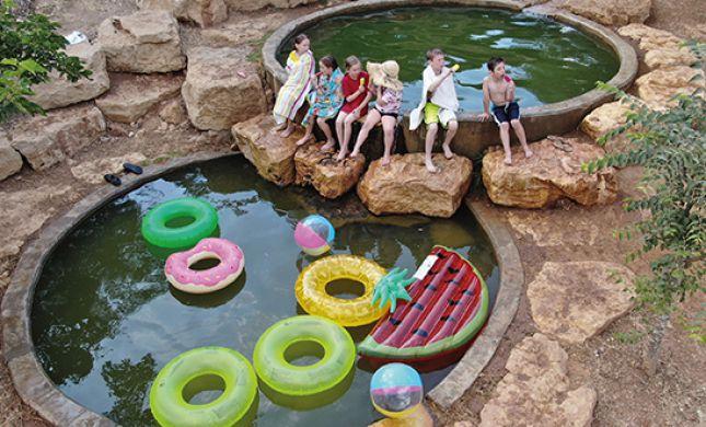 מגוון פעילויות - קיץ בבנימין בכיף הזה כולם נדבקים