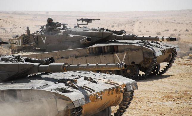 """הטנק של לבנון: צה""""ל סוגר את עוצבת 'מרכבות הפלדה'"""