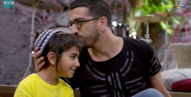 צפו: המפגש המרגש של חנן בן ארי ב'בית ספר למוסיקה'