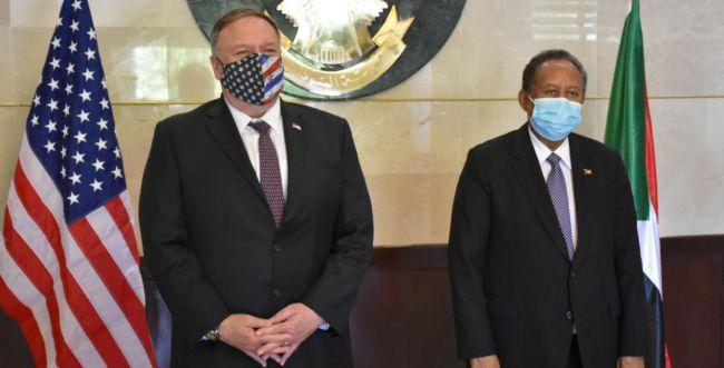 """טראמפ אישר: """"סודן יוצאת מרשימת התומכות בטרור"""""""