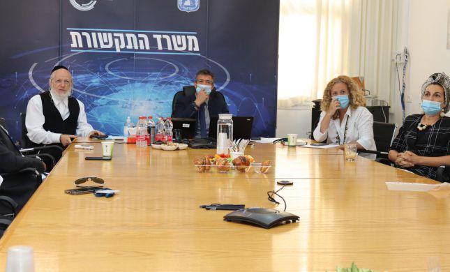 יועז הנדל הקים פורום לאיחוי הקרעים בישראל