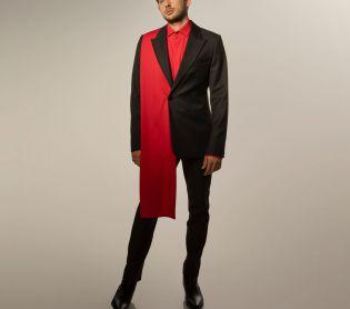 אופנה וסטייל, סרוגות לצאת מהקופסה: הדוגמן המסורתי ביום אופנת הגברים