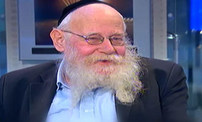 צפו: הרב שטיינזלץ- מהפכה תורנית של אדם אחד
