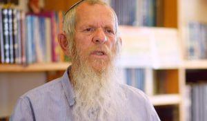 חדשות המגזר, חדשות קורה עכשיו במגזר, מבזקים ברוך דיין האמת: הרב יצחק אידלס הלך לעולמו