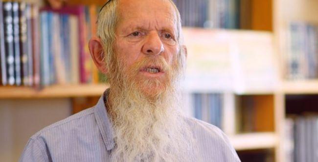ברוך דיין האמת: הרב יצחק אידלס הלך לעולמו