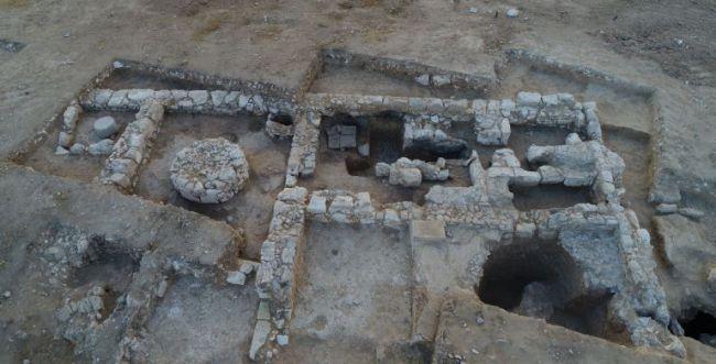 """נחשפה ה""""מסבנה"""" הקדומה בארץ"""