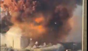 חדשות בעולם, מבזקים קפטן הספינה מספר: מה גרם לפיצוץ בלבנון? צפו