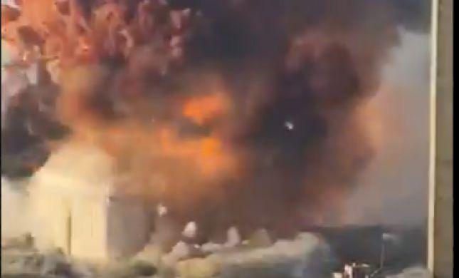 """שר לשעבר בלבנון: """"ישראל אחראית לפיצוץ בביירות"""""""