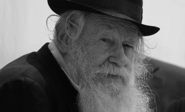 ברוך דיין האמת: הרב עדין שטיינזלץ הלך לעולמו