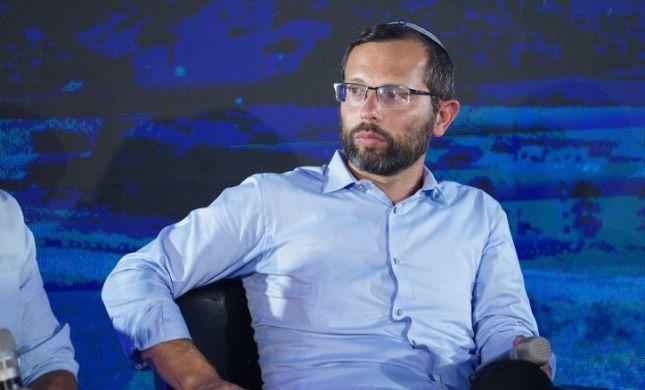 """ישראל גנץ לנתניהו: """"אל תהפוך אותנו להזויים"""""""
