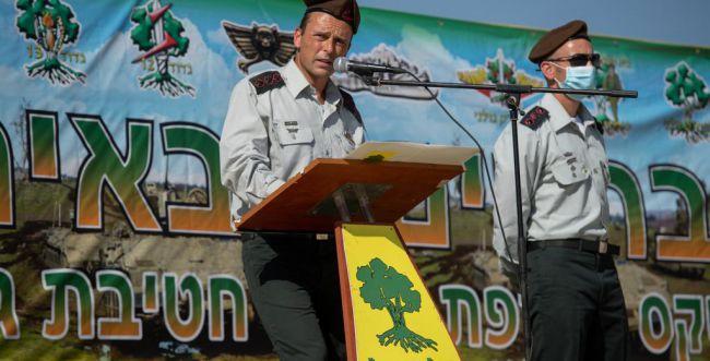 """מפקד חדש לחטיבת 'גולני': """"נעמוד בכל משימה"""""""