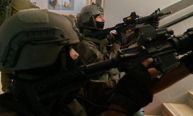 """שני חיילי צה""""ל נפצעו במהלך פעילות בשכם"""
