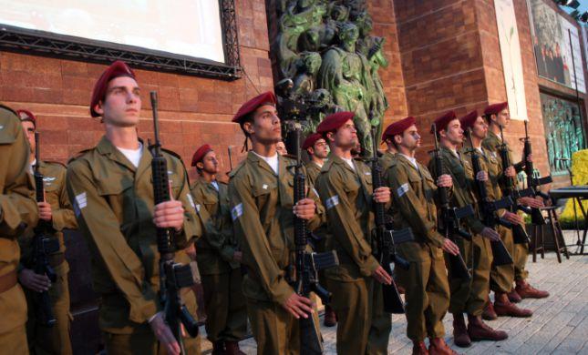 """מהפכה בצה""""ל: שריונר יהיה סגן מפקד חטיבת הצנחנים"""