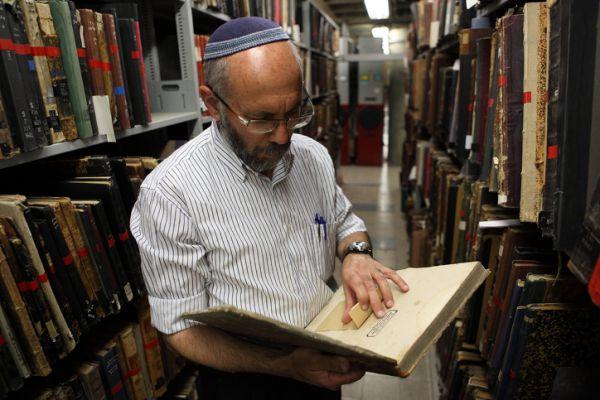אי אפשר לשאוף להיות אור לגויים ולסגור ספריה לאומית