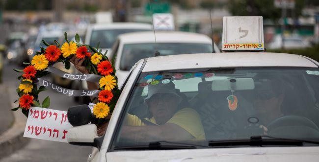 אין טסטים: מורי הנהיגה בירושלים הכריזו על שביתה