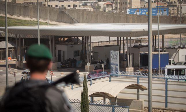 תושב סילוואן ניסה להבריח פלסטיני במחסום - ונתפס