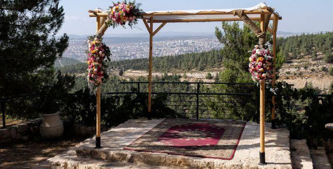 עם פתיחת עונת החתונות: אל תתבאסו מהמצב