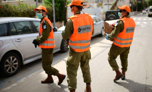 משרד הביטחון: 16 ערים שיפרו את מדד הקורונה