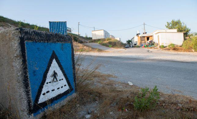 נלכד תושב כפר עזון שתקף מינית מתנחלת בטרמפ