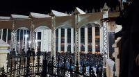 חדשות חרדים כאילו אין קורונה: אלפים בבעלזא הפרו את ההנחיות