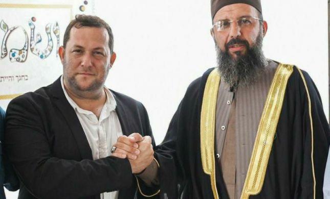 """יוסי דגן והשייח: """"שחררו פלסטינים שתמכו בריבונות"""""""