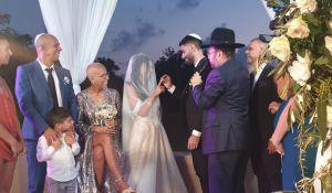 חדשות טלוויזיה, טלוויזיה ורדיו מזל טוב: בתם של דידי ומירית הררי התחתנה. צפו