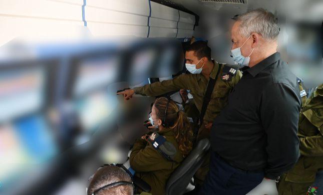 גנץ מאיים: הפיצוצים אצל חמאס יהיו יותר כואבים