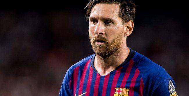 הלם בספרד: מסי הודיע על רצונו לעזוב את ברצלונה