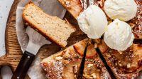 אוכל, מתכוני פרווה טעים ומרען: מתכון לעוגת שבת שבאה בול עם הגלידה