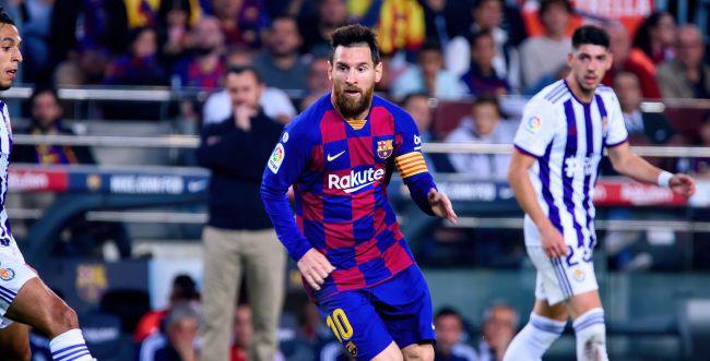 לא עוזב בסוף: מסי יישאר בברצלונה לעונה הקרובה