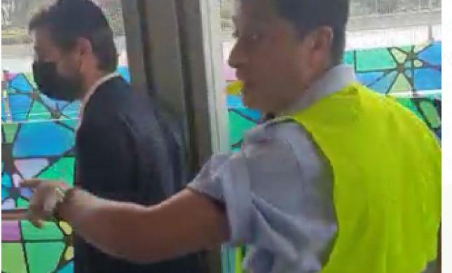 הסרטון נגד חרדים ברכבת: פייק של עיריית בני ברק